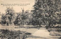 Maison De Retraite Des Mutiles De Ville Lebrun Par Dourdan Coin Parc - Dourdan