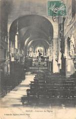 Maule L'Eglise Interieur - Maule