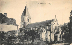 Genelard Eglise - Génelard