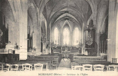 Mornant Interieur De L'Eglise - Mornant