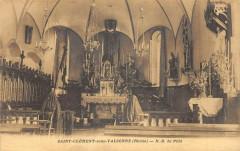 Saint Clement Sous Valsonne N.d.de Pitie - Valsonne