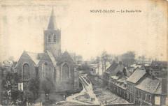 Neuve Eglise La Bassee Ville - Villé