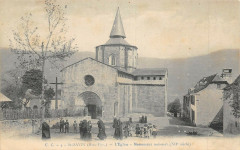 Saint Savin Eglise - Saint-Savin