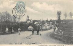 Bulles La Route De Clermont - Bulles