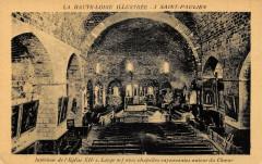 Saint Paulien Interieur Eglise - Saint-Paulien