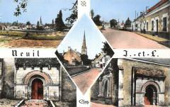 Neuil Indre Et Loire - Neuil