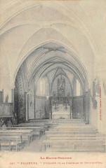 Valentine Interieur De La Chapelle Du Bout Du Puig - Valentine