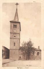 Moussan Eglise - Moussan