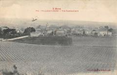 Villegailhenc Vue Panoramique - Villegailhenc