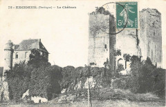 Excideuil Le Chateau - Excideuil
