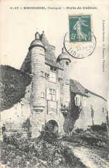 Excideuil Porte Du Chateau - Excideuil