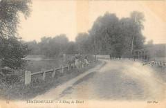 Ermenonville Etang Du Desert - Ermenonville