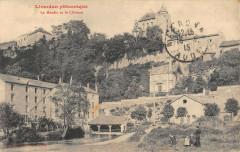 Liverdun Le Moulin Et Le Chateau - Liverdun