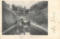 Le Tunnel Du Canal A Liverdun - Liverdun