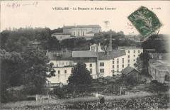 Vezelise La Brasserie Et Ancien Couvent - Vézelise