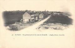 Saint Pair Vue Generale Prise De La Route De Granville - Granville