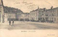 Saint Mihiel Place Des Halles - Saint-Mihiel