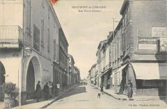 Beaumont De Lomagne Rue Pierre Fermat - Beaumont-de-Lomagne