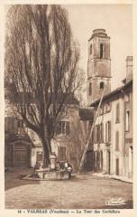 Valreas La Tour Des Cordeliers - Valréas