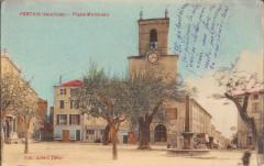 Pertuis Place Mirabeau - Pertuis