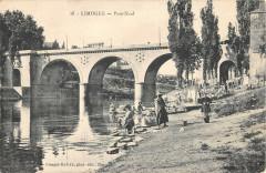 Limoges Pont Neuf 87 Limoges
