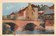 Eymoutiers Vieux Pont De Peyrat - Eymoutiers