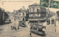 Limoges Boulevard Carnot Carrefour Tourny Avenue Garibaldi 87 Limoges