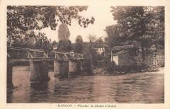 Rancon Planches Du Moulin D'Ardent - Rancon