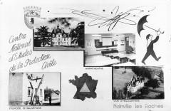 Nainville Les Roches Centre National D'Etudes De La Protection Civile - Nainville-les-Roches