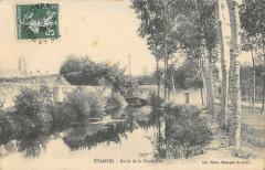 Etampes Bords De La Chalouette - Étampes