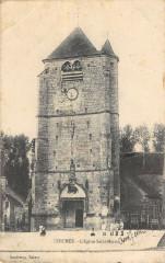 Chichee Eglise St Martin - Chichée