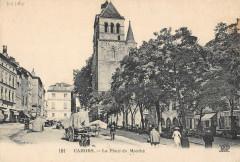 Cahors La Place Du Marche - Cahors
