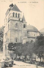 Cahors La Cathedrale Marche - Cahors