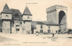 Cahors Barbacane Et Tour Des Pendus - Cahors
