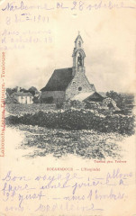 Rocamadour L'Hospitalet - Rocamadour