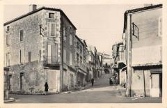 Monflanquin Rue Saint Pierre - Monflanquin