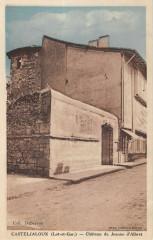 Casteljaloux Chateau De Jeanne D'Albret - Casteljaloux