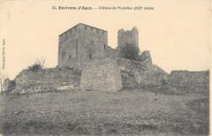 Env.d'Agen Chateau De Madaillan - Madaillan