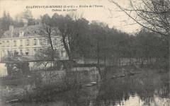 Villeneuve Saint Georges Riviere De L'Yerres Chateau De Lorimer 94 Villeneuve-Saint-Georges