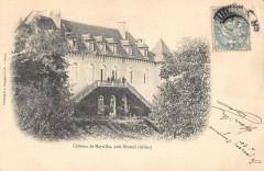 Chateau De Marcillat Pres Ebreuil Allier - Ébreuil