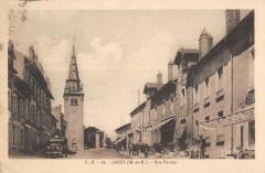 Jarny Rue Pasteur - Jarny