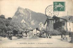 Samoens Le Pont De La Boucherie - Samoëns