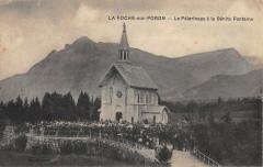 La Roche Sur Foron Le Pelerinage A La Benite Fontaine - La Roche-sur-Foron