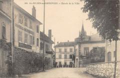 Saint Julien En Genevois Entree De La Ville - Saint-Julien-en-Genevois