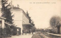 Saint Julien En Genevois La Gare - Saint-Julien-en-Genevois