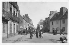 Le Creusot La Rue D'Autun - Autun