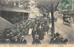 Paris IIe Taverne Pousset Boulevard Des Italiens - Paris 2e