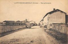 Lapeyrouse Mornay Rue Principale - Lapeyrouse-Mornay