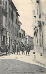 Die Rue Nationale - Die