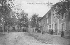 Donzere Place De La Mairie - Donzère